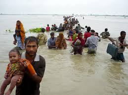 Floods in Nepal and Bangaldesh
